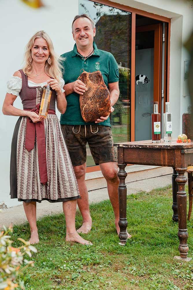 Hofladen Brunnwaldl`s in Wolfsberg / Schwarzautal